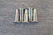 50 x Spreiz Gewindenieten M8 Stahl 0,5-7,1 mm Spreizmutter Blindnietmutter