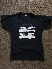 """Rare U2 Fan Club Screen Stars T-shirt 1982 """"I Will Follow"""" with catalog & mag"""