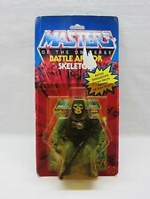 MOTU,VINTAGE,BATTLE ARMOR SKELETOR,Masters of the Universe,MOC,sealed,He-man
