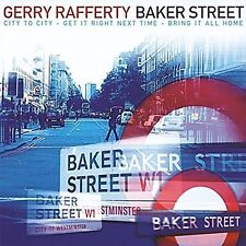 Gerry Rafferty Baker street (compilation, 16 tracks, 1977-82) [CD]