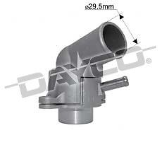 DAYCO THERMOSTAT & HOUSING for Daewoo LANOS 1.6L 08/97-03/2003 A16DMS
