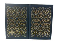 EASTON PRESS Franklin Roosevelt: Vol. I & II Presidential Library-Collector's Ed