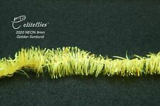 eliteflies Neon-2020 9mm GM Blob Fritz lure fly fishing tying chenille trout