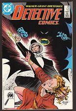 """Batman/Detective Comics #592--""""The Fear""""--1988 Comic Book"""
