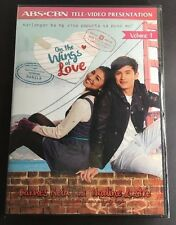 On The Wing Of Love Vol 4 James Reid & Nadine Lustre Filipino DVD
