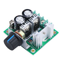 Pulse Width Modulator PWM 12V-40V DC Motor Speed Controller Regulator Driver