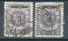 Memel 178 III und IV gestempelt,  KW 63,00 €  #b342