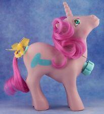 Vintage G1 My Little Pony Twirler Dance 'n Prance Ponies Mlp 1988-1989 Year 7