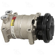 4 Seasons 58947 New GM HT6 Compressor w/ Clutch