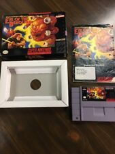 Dungeons & Dragons: Eye of the Beholder Super Nintendo SNES Complete in Box CIB