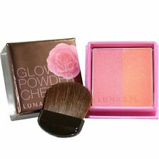 KANEBO LUNASOL GLOWING CHEEKS 6g #EX03 Pure Coral Pink