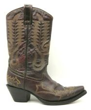 c21952bd3d5 Corral Boots Red Boots Women's Cowboy Boots for sale | eBay