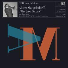 ALBERT MANGELSDORFF - THE JAZZ-SEXTET NDR JAZZ EDITION 05 - ...  VINYL LP NEW+