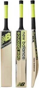 New NB DC 1080 Poplar Willow Cricket Bat Full Size Size 6 (1 kg)