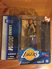NBA Basketball Player Lamar Odom Los Angeles Lakers Action Figure McFarlane 2005
