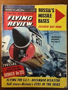 RAF Flying Review 1960 December