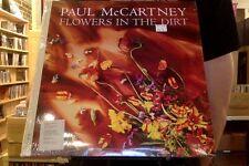 Paul McCartney Flowers in the Dirt 2xLP sealed 180 gm vinyl + download