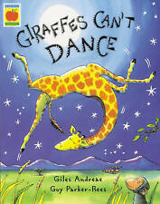 Giraffes Can't Dance: Big Book by Giles Andreae (Hardback, 2007)