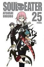 Soul Eater, Volume 25 by Aokubo, Atsushi -Paperback