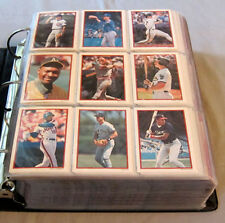 1990 Topps Baseball Card Full Set of 792+ Traded Full Set of 132 + Full All-Star
