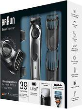 Braun Beard Trimmer BT7040 and Hair Clipper Detail Trimmer Refurbished