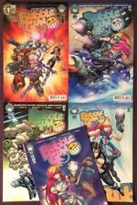 Bubble Gun #1,#2,#3,#4 & #5 complete series (DC 2013) Hi grade