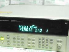 comm & USB GPIB 34980-66501 assy 34980-26501 Rev 004 pull Agilent LXI 34980A DAQ