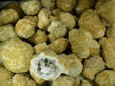 Unopened Geodes - 50 Pcs - Beautiful Druzy Quartz