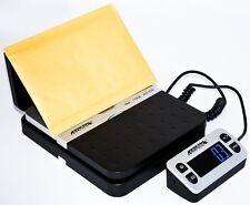 Accuteck ShipPro 110lbs X 0.1 Oz. Digital Shipping Postal Scale, Black