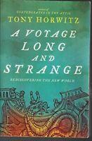 A Voyage Long and Strange by Tony Horowitz