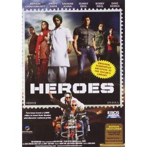 [DVD] Heroes (Region 1)