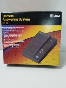 Vintage Remote Answering System Machine AT&T 1308 New in Box