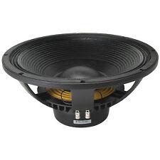 "B&C 15NW100 15"" Neodymium Subwoofer Speaker Driver"