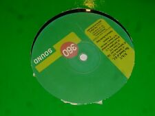 "D / A / C - The sound of O.C. - Dutch 4-track 12"" Vinyl Single"