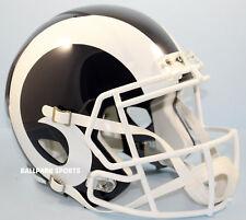 LOS ANGELES RAMS - Riddell Full Size SPEED Replica Helmet
