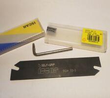 Iscar 2300619 SGIH 32-3 Self-Grip Parting & Grooving Blade