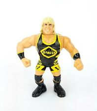 Vintage ☆ OWEN HART WWF HASBRO Action Figure ☆ WWE Wrestling 90s Custom Loose