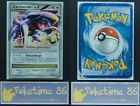 Pokémon, Platine Vainqueurs Suprêmes, CARCHACROK C niv X, Ultra rare 145/147