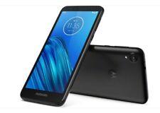 "New listing Motorola Moto E6 Xt2005-5 Android 9.0 Unlocked CellPhone 5.5"",16Gb Black/Ch13/12"