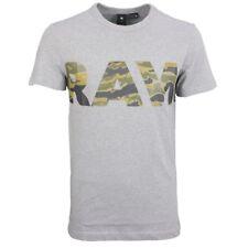 G-Star Raw Herren T- Shirt Tahire grau D08940 336 906