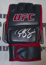 Renzo Gracie Signed UFC Glove PSA/DNA COA Autograph 112 Pride MMA Jiu-Jitsu K-1