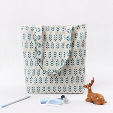 Casual Shoulder Bag Eco Shoppers Bag Satchel Beach Travel Tote Shopping Handbag