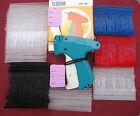 Garment Price Label Tag Tagging Gun 2000 Barbs 1 Needle And 100 Price Tag