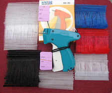 Garment Price Label Tag Tagging Gun 2000 Barbs 1 Needle And 100 Price Tag