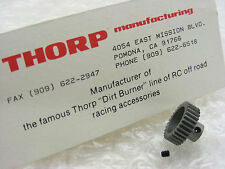 Vintage THORP Dirt Burners 3030 30T 48P Pinion Gear for Associated RC10 RC10L XB