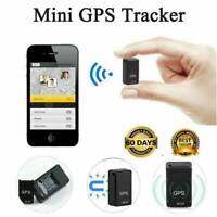 Real Time Mini GPS GPRS Tracker Magnetic Car Spy GSM Tracking Locator Device UK~
