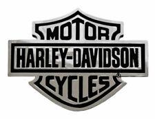 Harley-Davidson Bar & Shield Chrome Injection Molded Emblem, Chrome CG9107