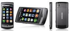 Samsung  Wave GT-S8500 - 2GB - Ebony Gray (Ohne Simlock) Smartphone