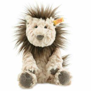 "Steiff Small Lionel Lion Stuffed Animal 8"""