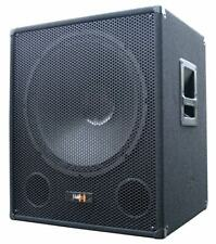 "E-Lektron SUB-Q45A PA-Subwoofer Aktiv 18""/45cm Bass Lautsprecher Box 1000W-Peak"